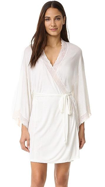 Eberjey June Jersey Kimono Robe