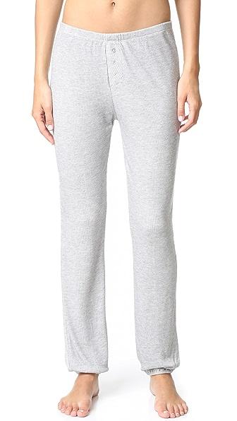 Eberjey Bailey Slouchy Pajama Pants
