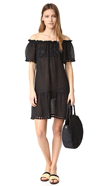 Eberjey Sol Devon Cover Up Dress
