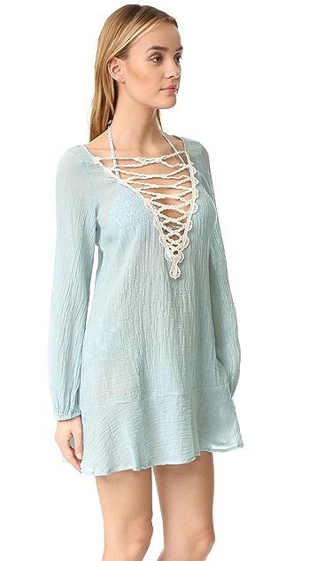Eberjey Sea Breeze Natalya Cover Up Dress