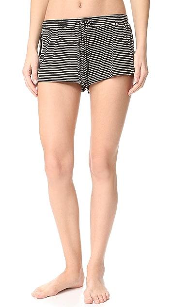 Eberjey Toni Drawstring Shorts