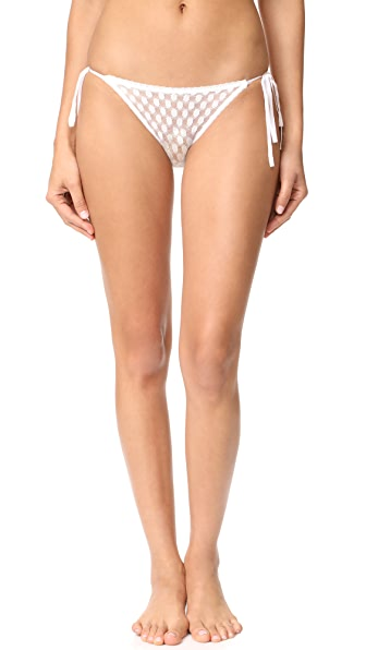 Eberjey Love Always Side Tie Bikini at Shopbop
