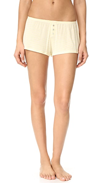 Eberjey Love Letters Shorts