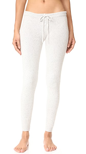 Eberjey Paula Leggings - Speckled Grey