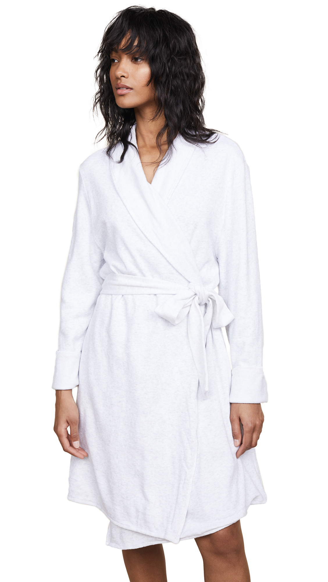 LEONOR COLLAR ROBE