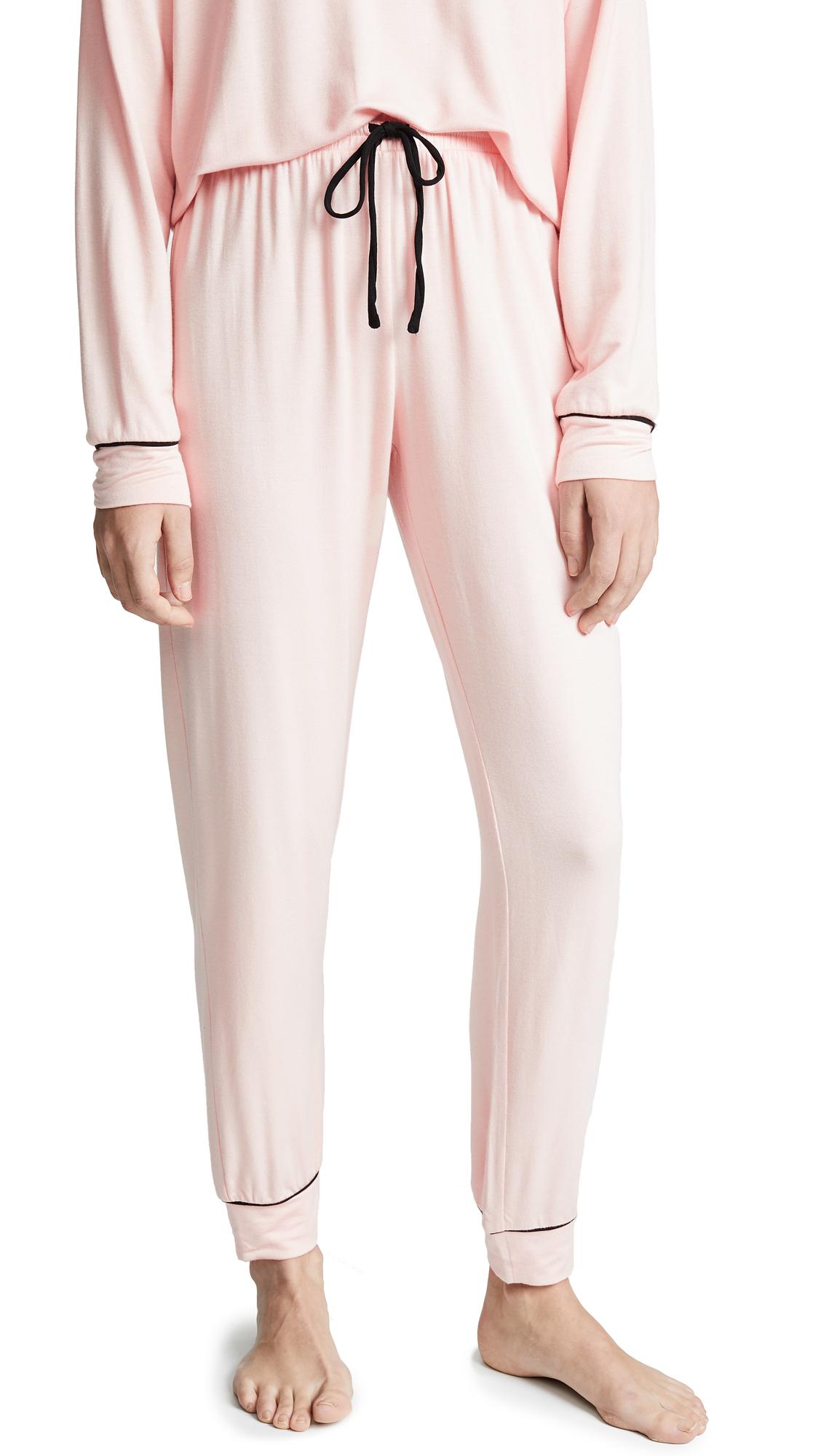 Eberjey Freja Morocco Pants - Pink Tint