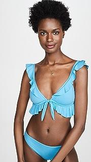 Eberjey So Solid Grecia Bikini Top