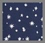 звездный темно-синий/цвет слоновой кости