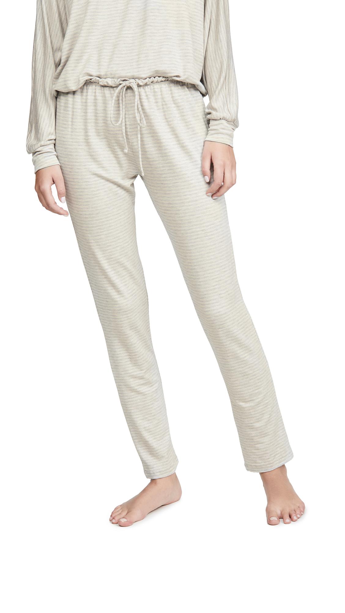 Buy Eberjey online - photo of Eberjey Sadie Stripes Slim Pants