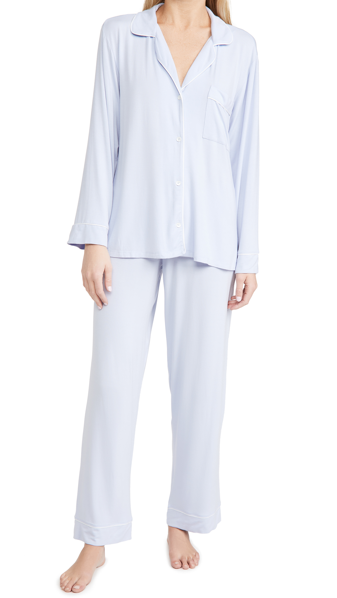 Eberjey Gisele The Long PJ Set