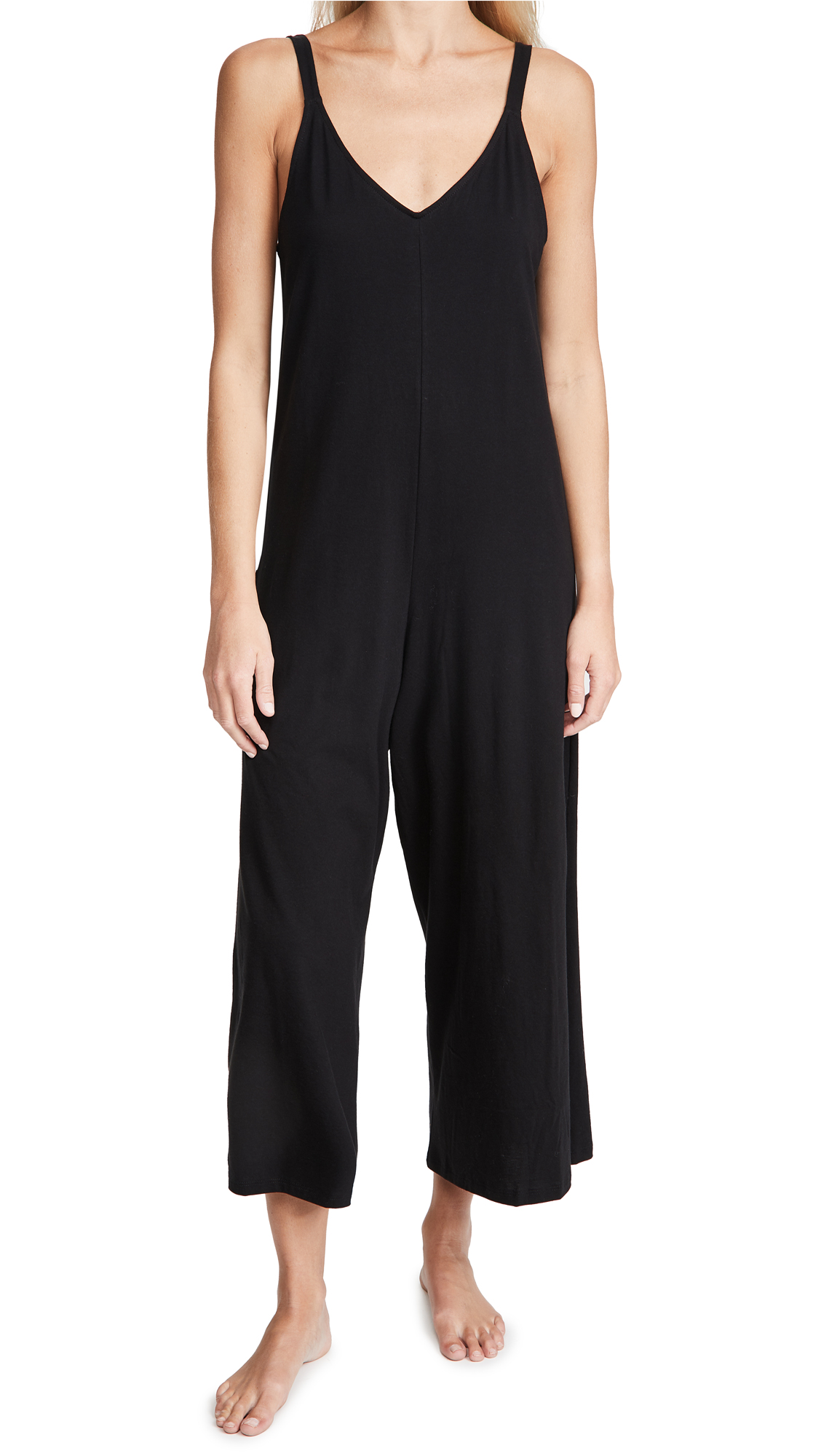 Eberjey Cottons CHARLIE CASUAL JUMPSUIT