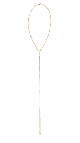 Eddie Borgo Voyager Body Chain Necklace