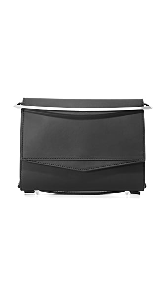 Eddie Borgo Boyd Small Clutch - Black