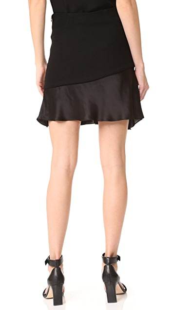 Esteban Cortazar Short Skirt
