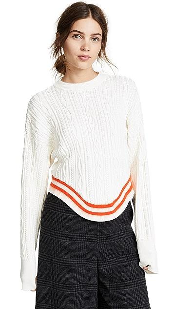 Esteban Cortazar Long Sleeve Sweater