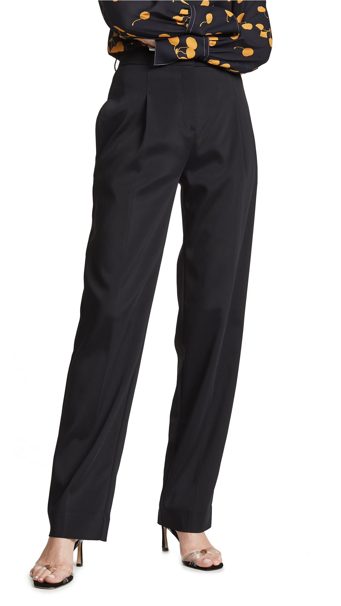 Esteban Cortazar Tapered Trousers