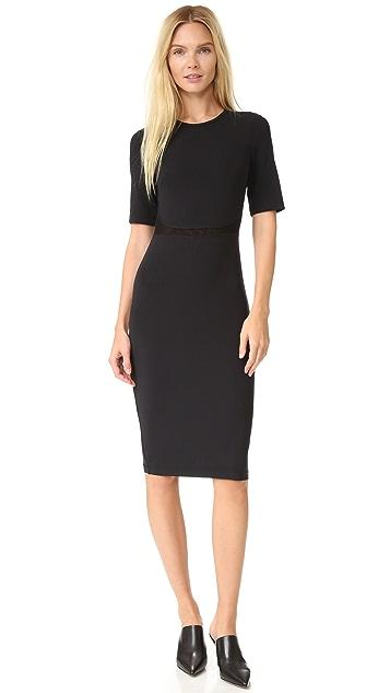 Edition10 Short Sleeve Dress