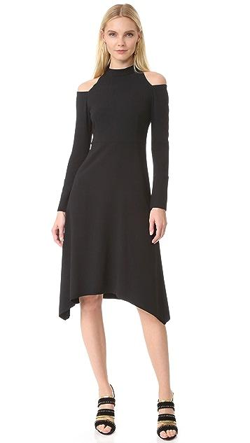 Edition10 Cold Shoulder Dress