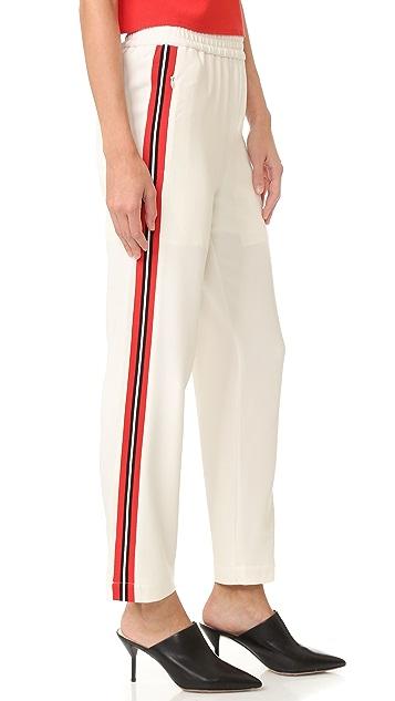 Edition10 Racing Stripe Pants