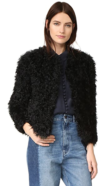 Edition10 Shearling Jacket at Shopbop