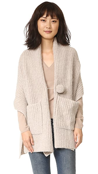 Edition10 Cardigan - Crystal Grey