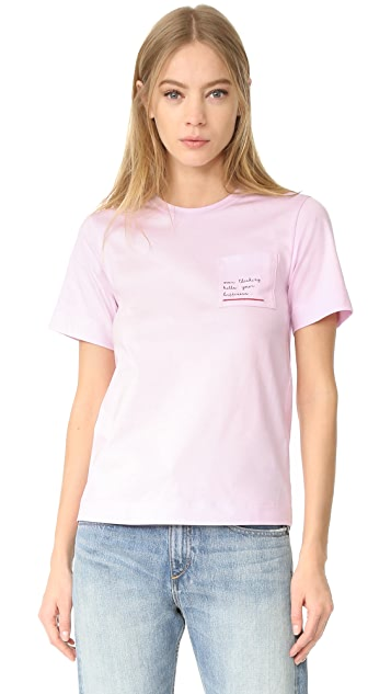 Edition10 Crew Neck T-Shirt