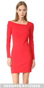 On-Trend Red Mini Dresses | SHOPBOP