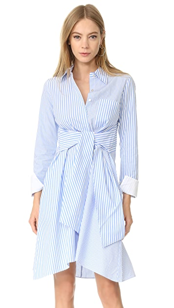 Edition10 Striped Dress