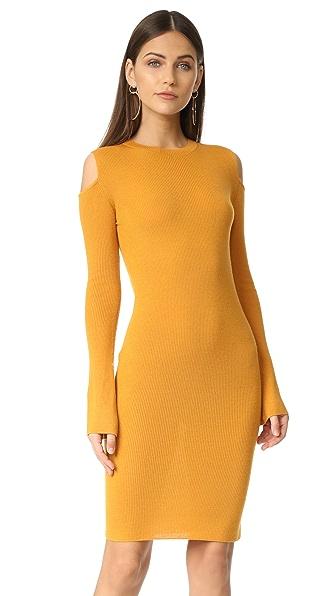 Edition10 Open Shoulder Dress