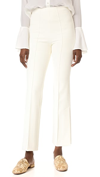 Edition10 Straight Cropped Pants