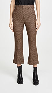Edition10 Plaid Trousers