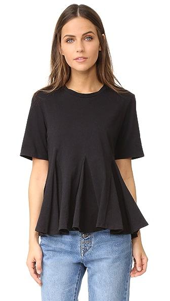 EDIT Godet T Shirt