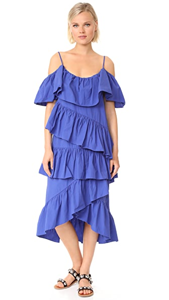 EDIT Ruffle Dress