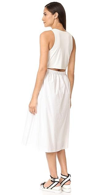 EDIT Cutout Top Dress