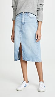 ei8htdreams Denim Pencil Skirt