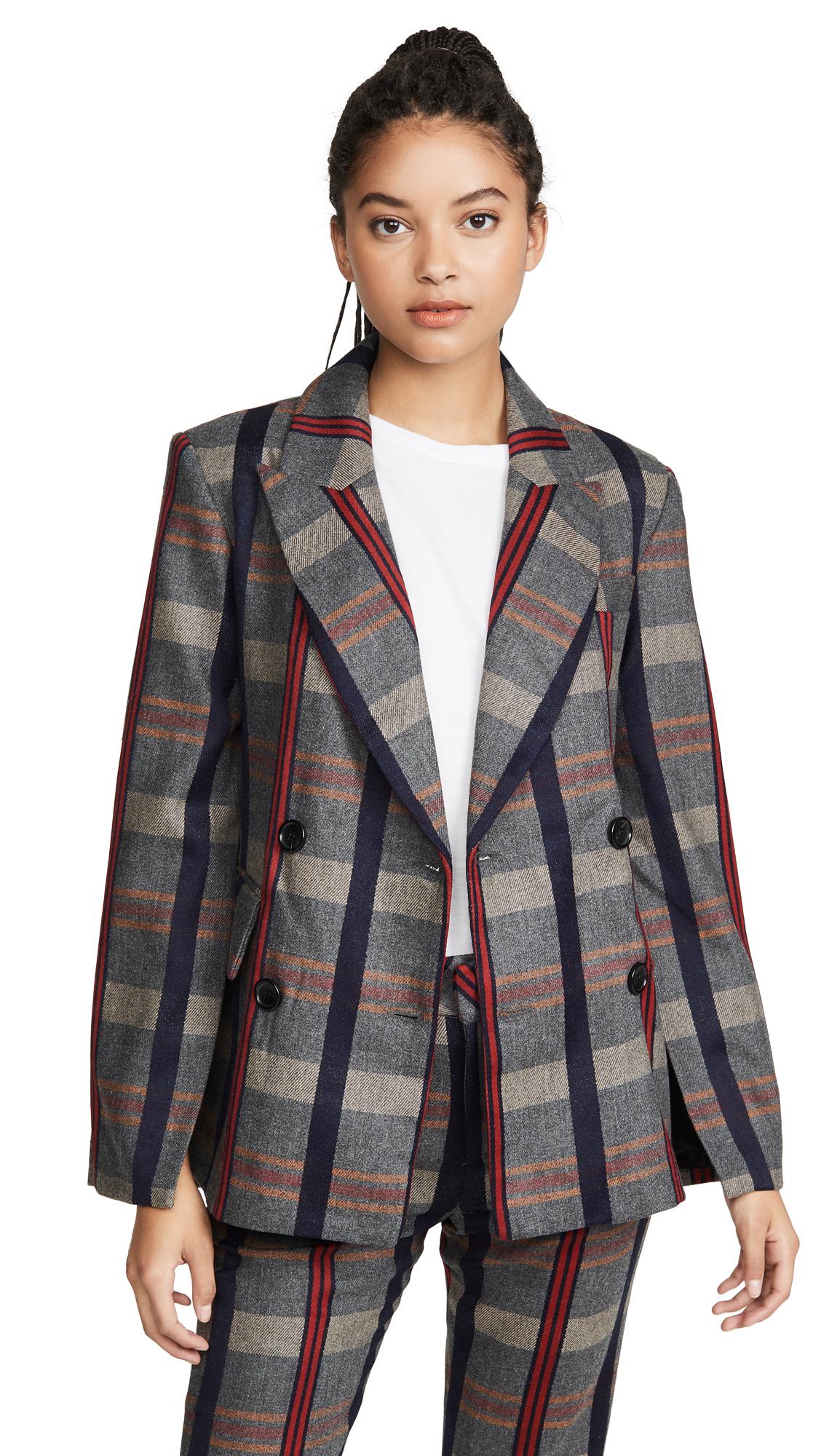 Buy ei8htdreams online - photo of ei8htdreams Danielle Split Sleeve Blazer