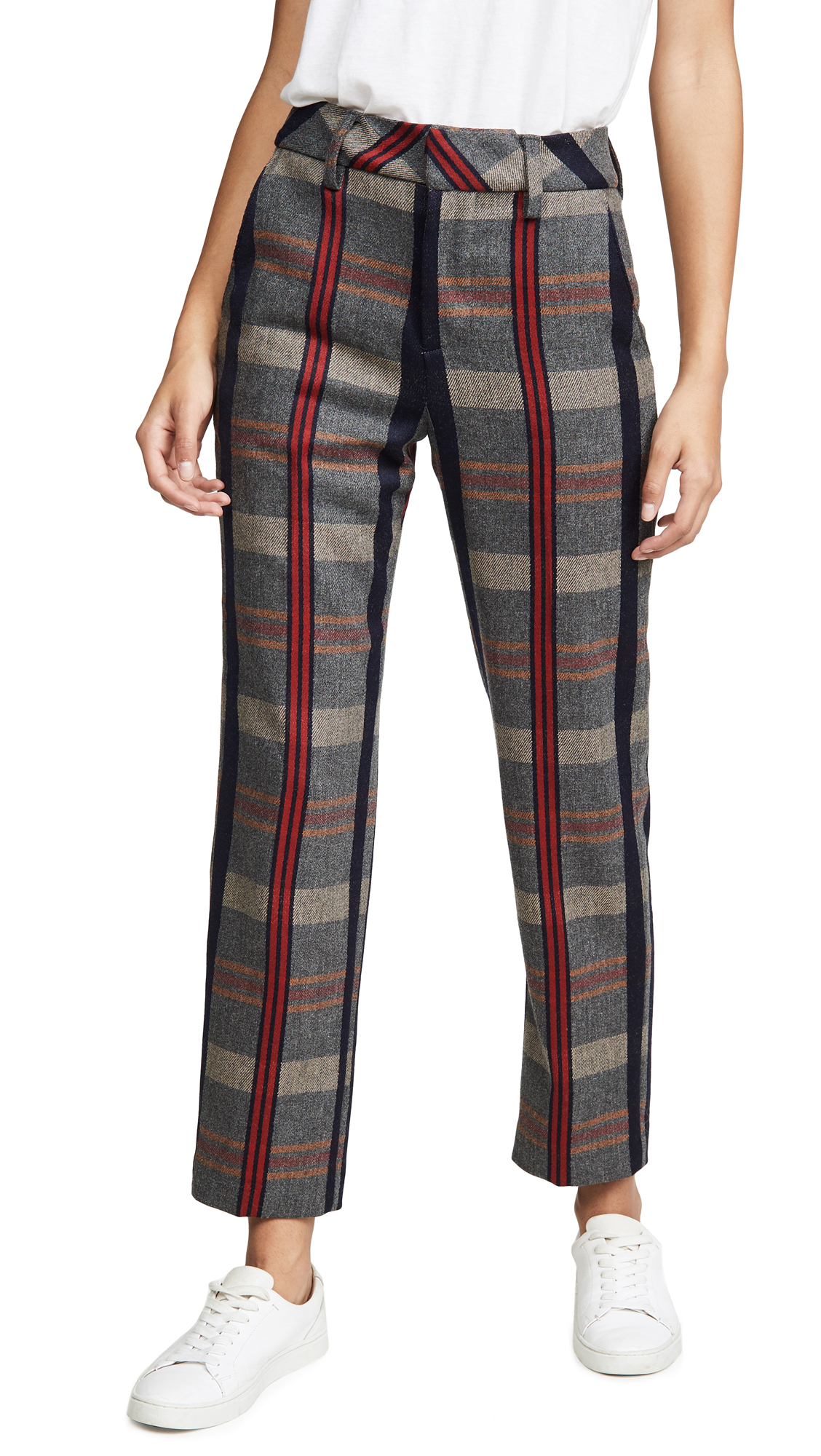Buy ei8htdreams online - photo of ei8htdreams Clair Wool Trousers