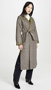 ei8htdreams Reversible Wool Coat