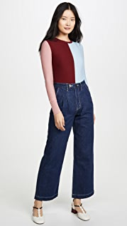 ei8htdreams Lauren Wide Leg Jeans