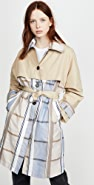 ei8htdreams Roma Trench Coat