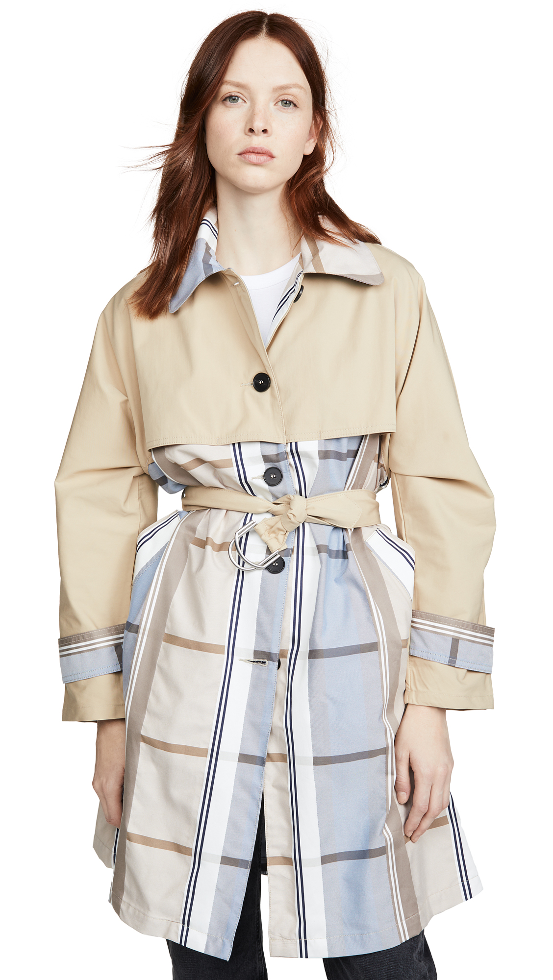 Buy ei8htdreams Roma Trench Coat online beautiful ei8htdreams Jackets, Coats, Trench Coats