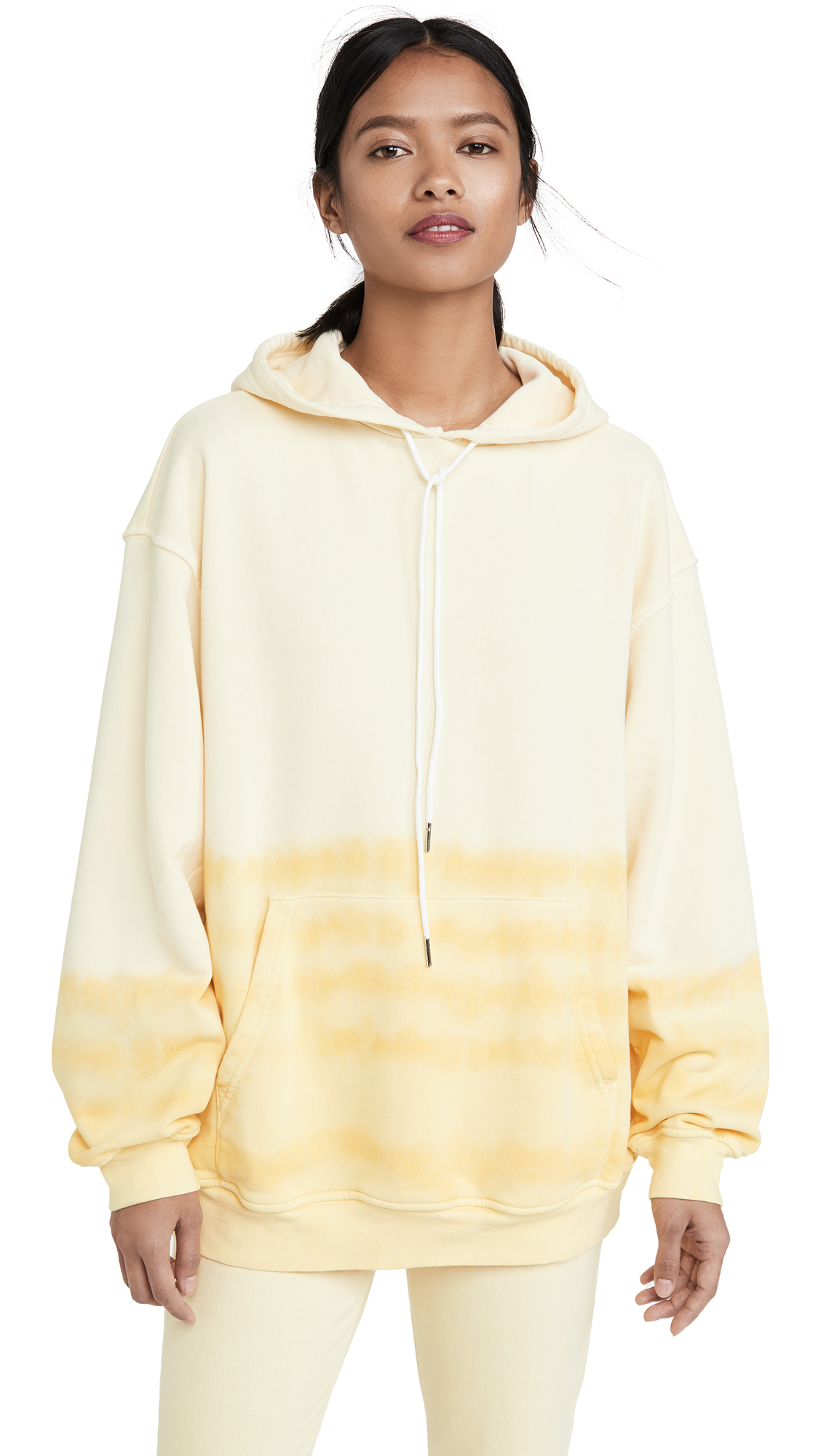 Buy ei8htdreams online - photo of ei8htdreams Tie Dye Oversized Hoodie