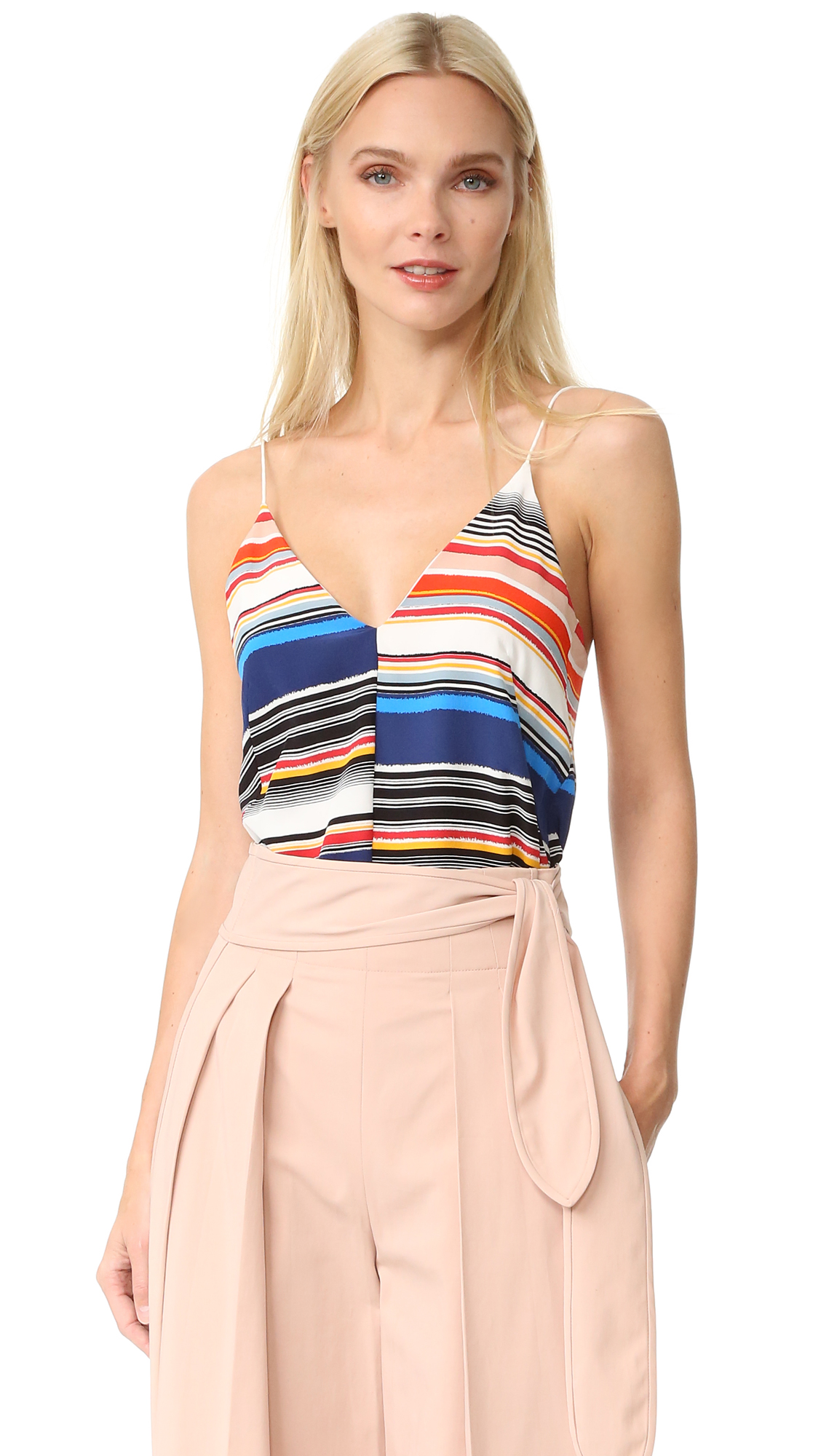 Edun Camisole Top - Multistripe at Shopbop
