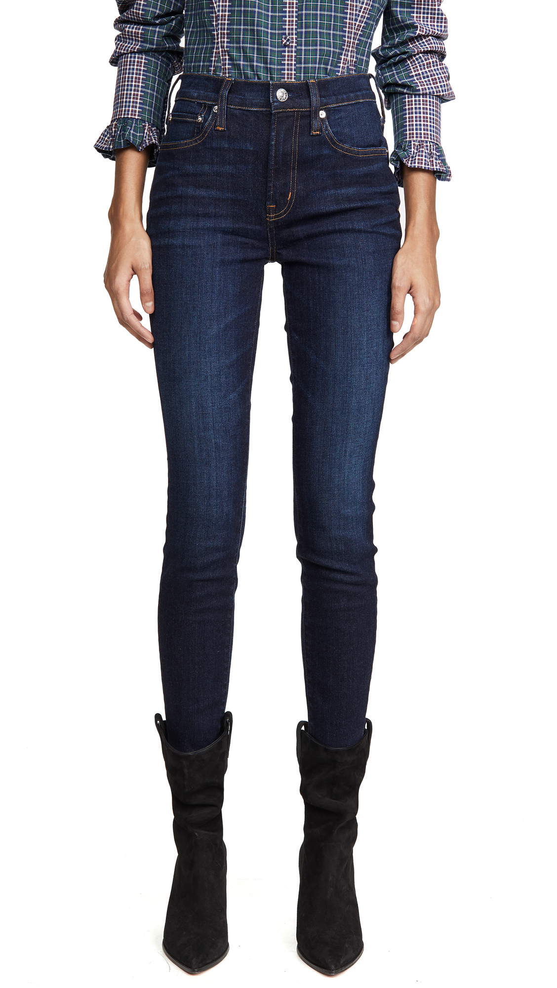 Buy Edwin online - photo of Edwin Candice High Rise Skinny Jeans