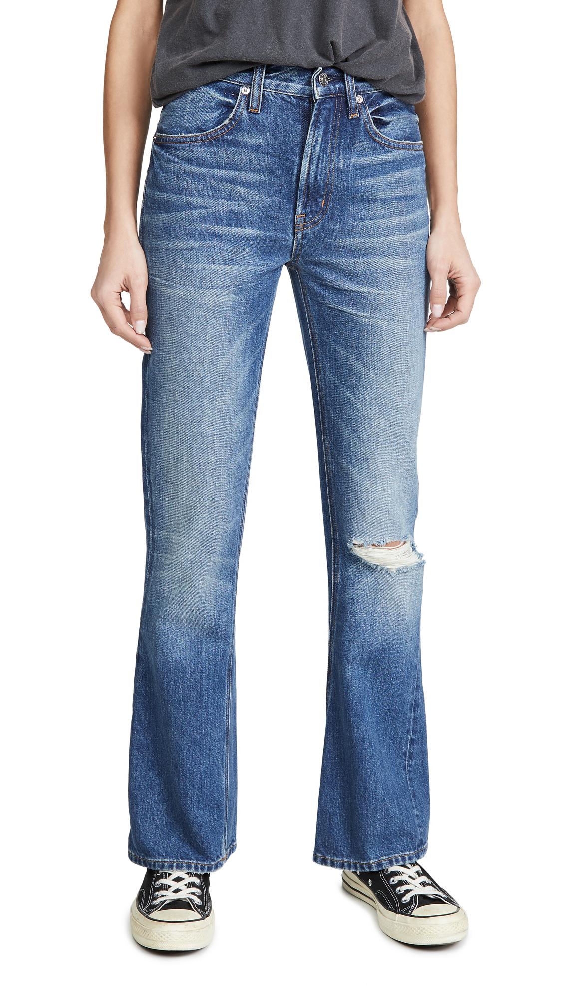 Buy Edwin online - photo of Edwin Averi Flare Jeans