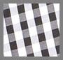 Black/White Plaid