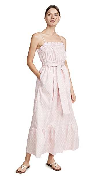 ENGLISH FACTORY Cami Dress With Ties