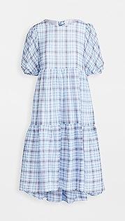 ENGLISH FACTORY 格子连衣裙