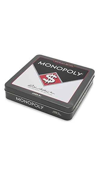 East Dane Gifts Monopoly Nostalgia Edition