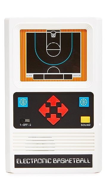 East Dane Gifts Electronic Basketball